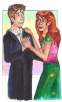 Ginny and Neville by bachel60