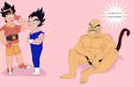 Nappa's Costume (preview) by Asuma17