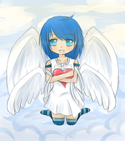 Cupid Contest Entry by aznsensation123