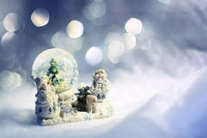 Let It Snow by Schnitzelyne