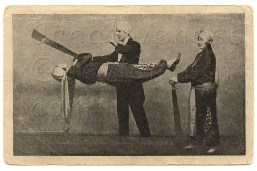Magic show in the 1920s by Creativeness