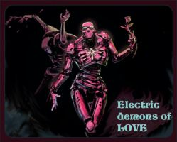 electric demons of love by PabelBilly