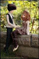 Garden Date by yenna-photo
