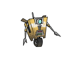Claptrap by Luvinwafflez