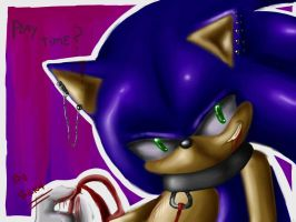 play Time?-sonic by Silka