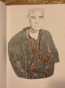 Spike from Buffy by GothicGeek111888