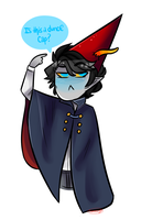 OC: Carwel is a dunce by sariasong64