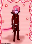 Adventure Time- Gumball the swordsman by I-Luv-Emoboys