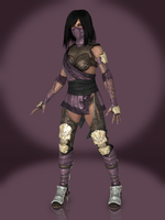 Mileena (Tournament) by Sticklove