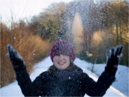 fun with snow by Constant-Wegman