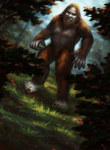 Bigfoot by pyro-helfier