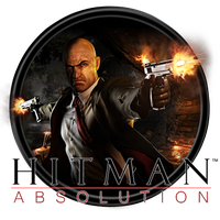 Hitman Absolution Dock Icon by OutlawNinja