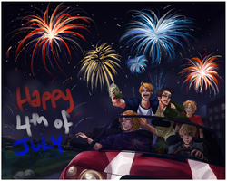 Happy 4th of July by javanazV