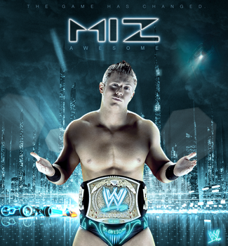 The MIZ Tron style by Photopops