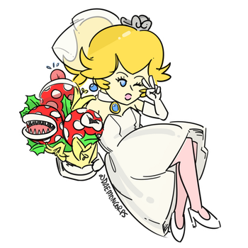Odyssey Peach by DaemonCorps