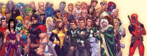 X-men: Class of 2006 by JohnRauch
