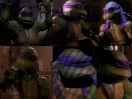 Donnie, Tmnt 1990 by GamerAshley