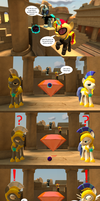 Jewel Heist pg.2 by DragonWolf37