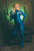 Zero Suit Samus 3 by Lily-in-Leather