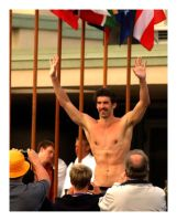 Michael Phelps: Another Gold by TheBothan