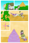 The Adventures of Charoum! in The Quest for Cake! by HerosBane2854