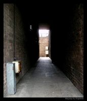 Alleyway by angelwillz