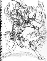 Xenomorph Zerg by winddragon24