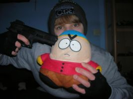 Because F*CK you Cartman by 666Dennis666