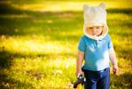 Adventure Time | Finn Cosplay (baby) by jmnettlesjr