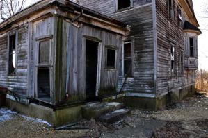 Haunted House stock 19 by FairieGoodMother