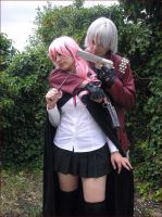 Louise and Dante by Thara-Wood