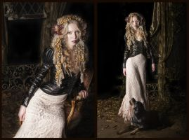 Dress and jacket, Somnia Romantica by M Turin by SomniaRomantica