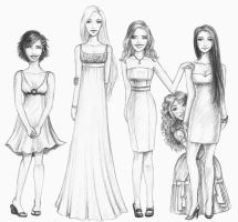 The Cullen Ladies - BD spoiler by mari-angel