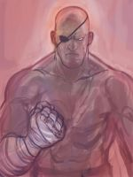 Sagat by donnybrasko