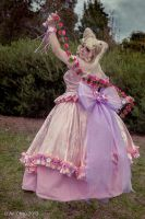 Cardcaptor Sakura Flower Card Cosplay by CosTrader