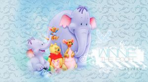 Banner Winnie the Pooh by shad-designs