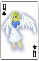 Queen of clubs: Maria Robotnik by SpringsTS