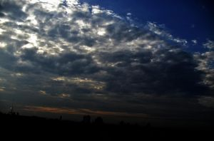 clouds impressions II by little-one-girl