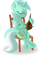 Lyra with Cretan Lyra by Psyxofthoros