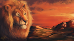 Gold Lion 2013 by The-Hare