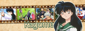 Kagome | Timeline Facebook by Howie62