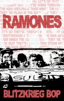 Ramones promo poster by cheshire-cat-19