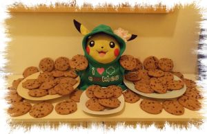 I LOVE Cookies by pikabellechu