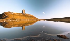 Dunstanburgh Castle 9 by newcastlemale