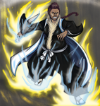 Kenpachi by snakes-on-a-plane