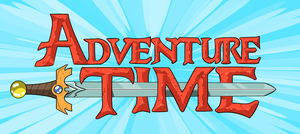 Adventure Time - HD Wallpaper Title by IronyProductions