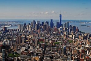 NY cityscape 5 by LucieG-Stock
