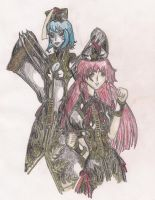Meiling and Hsien SS by TheGloriesBigJ