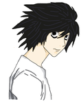 L Lawliet by Soophieee