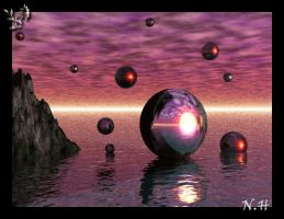 Spheres by Silver7Rose